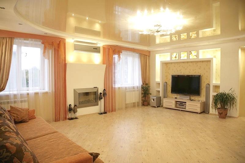 Дизайн проект 3-х комнатной квартиры в доме серии п-44т