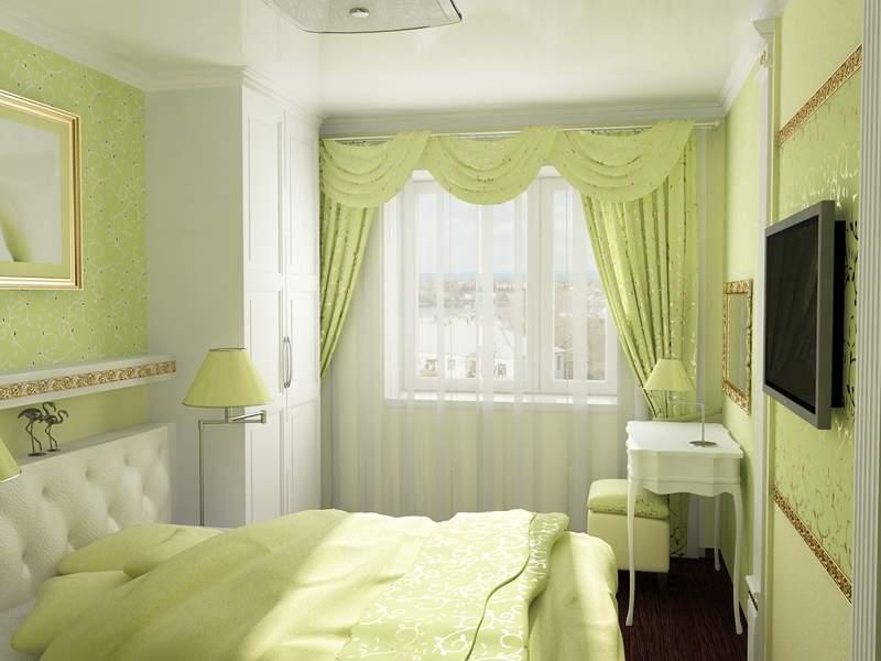 Дизайн спальни 9 кв м своими руками